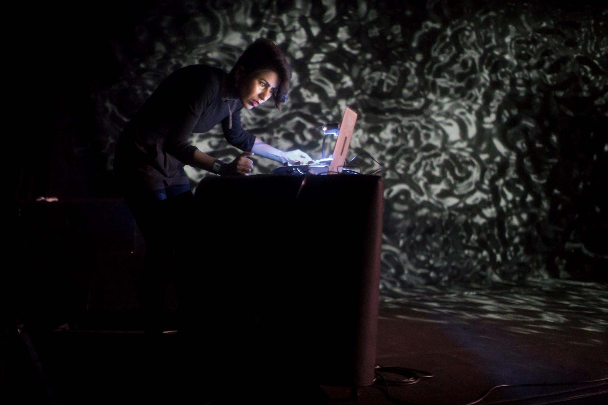 ElectroAnima Experiment | Casablanca | 24 Avril